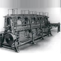 Early Lace MAchine